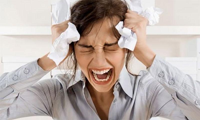 Enfermedades dentales por el estrés