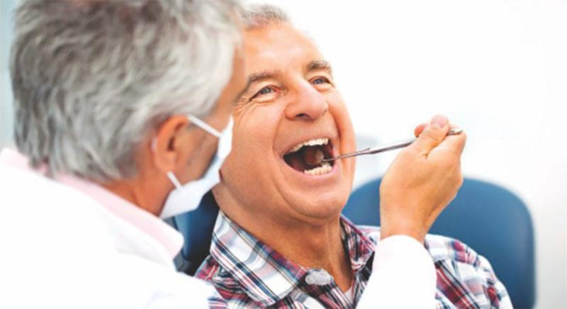 salud bucodental en personas de avanzada edad