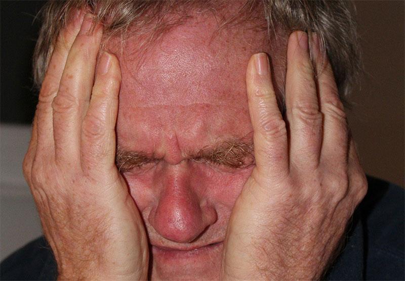dolor de mandibula