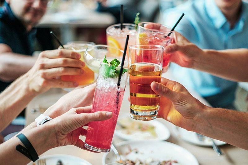 bebidas para la salud bucodental